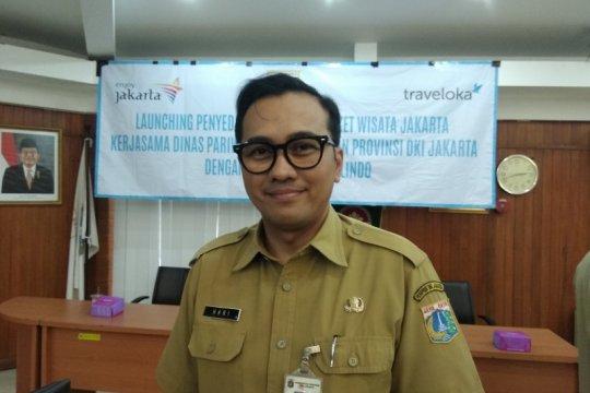 Gandeng Traveloka, Disparbud DKI Jakarta ingin tingkatkan pajak daerah