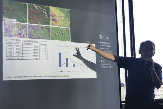 WWF-Indonesia usul Indonesia darurat karhutla selamatkan hutan tersisa