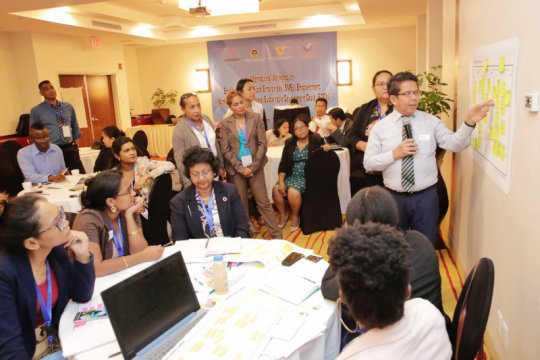 Indonesia bantu peningkatan kapasitas UKM Suriname