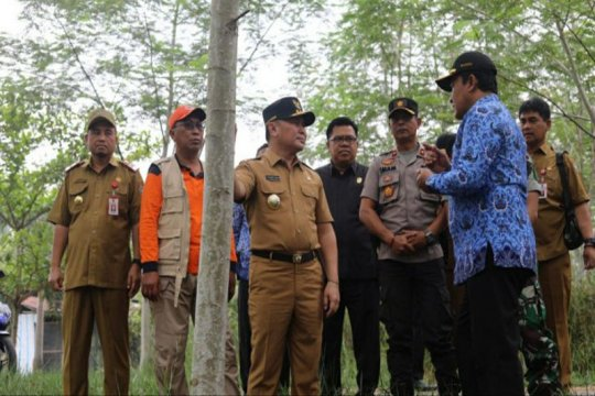 Gubernur: Cegah Karhutla di Kalteng dengan manfaatkan lahan tidur