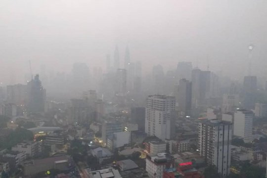 Sekolah di Port Dickson dan Putrajaya ditutup karena asap