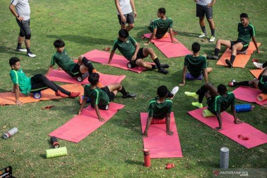 Pelatih berikan beragam hiburan bagi timnas U-16 atasi tekanan pandemi