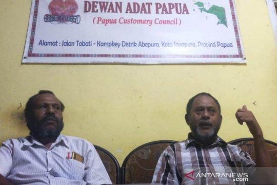 Dewan Adat Papua apresiasi TNI siapkan dua pesawat untuk mahasiswa