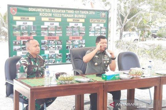 Perekrutan bintara TNI prioritaskan putra daerah, sebut Waaster Kasad