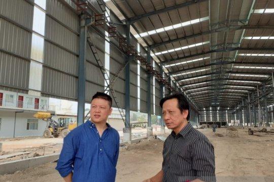 China bangun pabrik besi di Batam, senilai Rp300 miliar