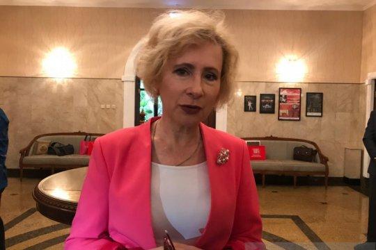 Dubes Lyudmila katakan volume dagang Indonesia-Rusia belum cukup besar