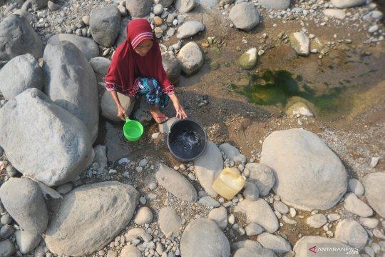 Warga Lubuk Kilangan kesulitan air bersih