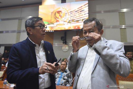 F-Gerindra berikan catatan terkait revisi UU Pemasyarakatan