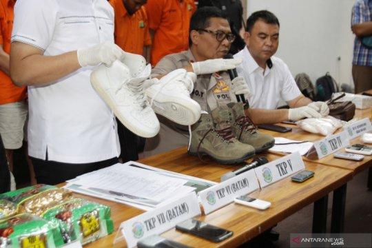 Pengungkapan kasus narkoba jaringan Malaysia