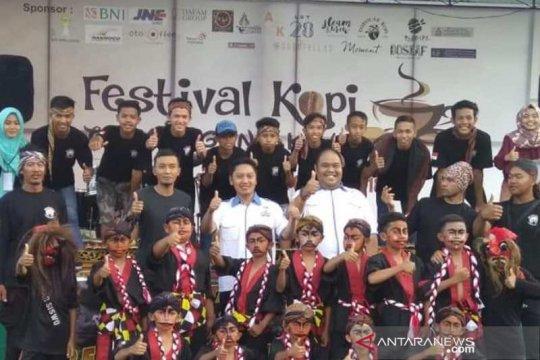 109 stan bakal meriahkan Festival Kopi Temanggung