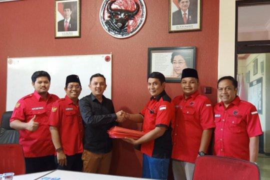DPC PDIP Surabaya serahkan berkas pendaftaran bakal cawali ke DPD
