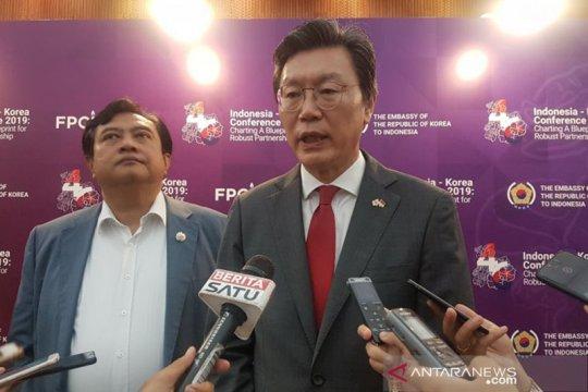 Dubes Kim berharap IK-CEPA tingkatkan interaksi bisnis RI-Korsel