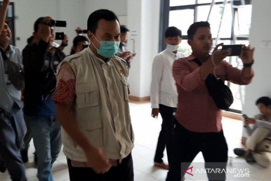 KPK geledah kantor BPKAD dan Barenlitbang Kepri