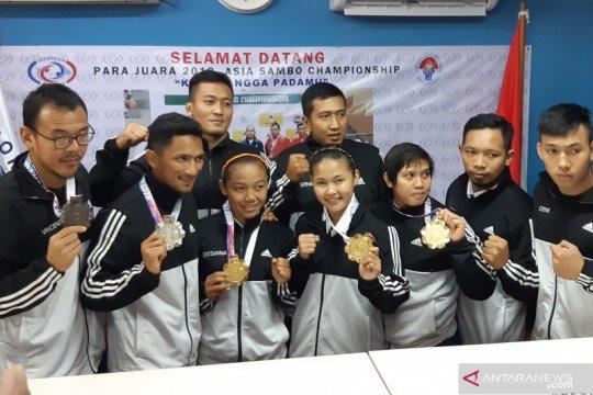 Sukses di kejuaraan Asia, Sambo percaya diri hadapi SEA Games