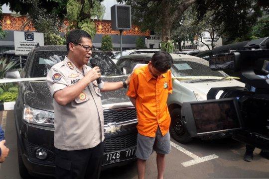 Ungkap kasus kejahatan ranmor, Polda Metro Jaya sita 29 mobil