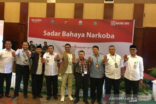 BRI Aceh sosialisasi Sadar Bahaya Narkobadi kalangan Pelajar