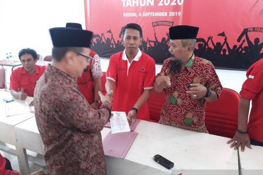Bakal calon berebut rekomendasi PDIP di Pilkada Kabupaten Kediri