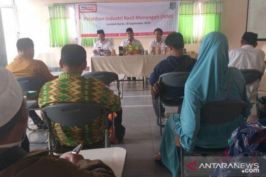 Disperindag Lombok Barat-Alfamart bermitra pasarkan produk UMKM