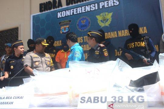 Polres Tarakan tangkap tiga pengedar sabu