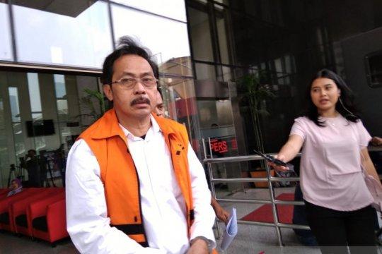 KPK tidak menyita dokumen dari Dinkes Kepri