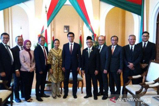 Menteri Rini dorong BUMN bangun infrastruktur Madagaskar