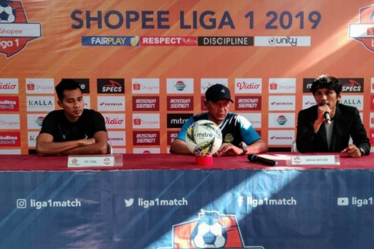 Pelatih Tira Persikabo : kami tidak terkecoh absennya Amido Balde