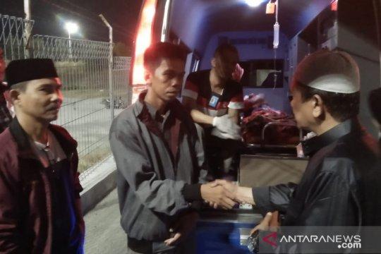Empat orang haji Sulteng yang tertahan di Arab Saudi tiba di Tanah Air