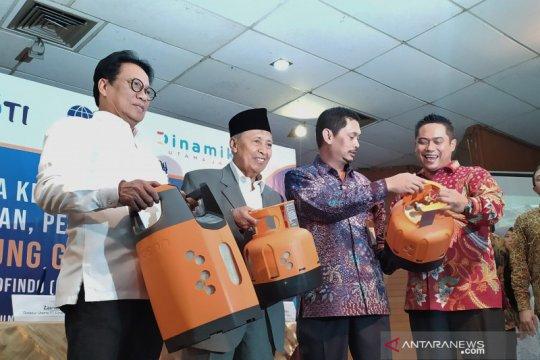 PT Inti siap produksi tabung LPG berbahan komposit