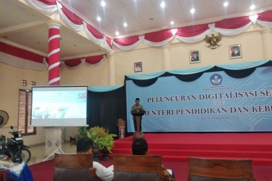 Mendikbud luncurkan digitalisasi sekolah di Natuna