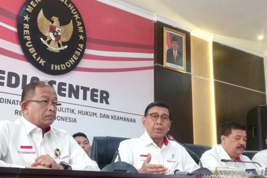 Revisi UU KPK - Wiranto: Hilangkan kecurigaan KPK bakal dilemahkan