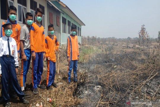 Jam masuk sekolah di Kota Banjarbaru digeser akibat kabut asap