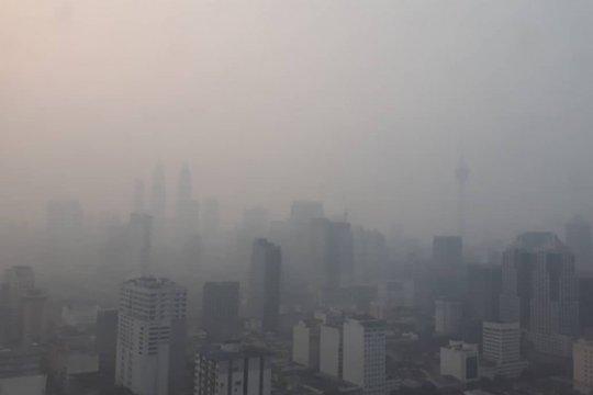 123 sekolah di Kuala Lumpur ditutup karena asap