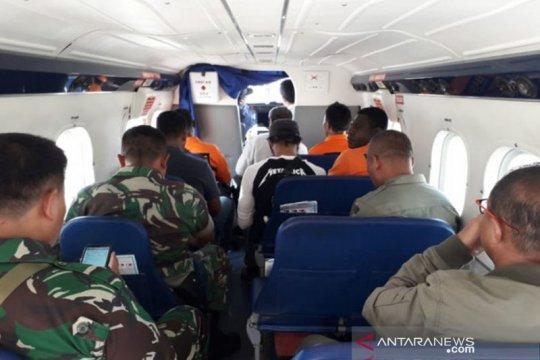 Pencarian pesawat hilang kontak dihentikan karena kabut tebal