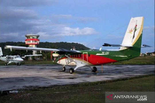 Pencarian pesawat twin otter tujuan Ilaga mulai dilakukan