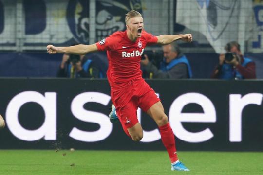 Erling Haland berharap Salzburg bisa seperti Ajax