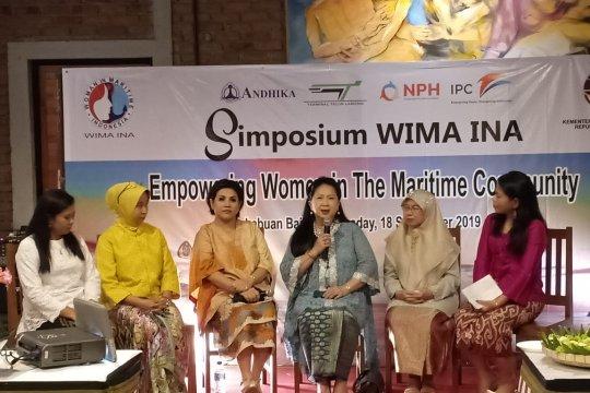 Pemerintah dinilai dukung perempuan di sektor maritim