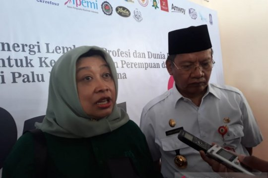 KPPPA bersinergi bangun ketangguhan ekonomi korban likuefaksi Petobo