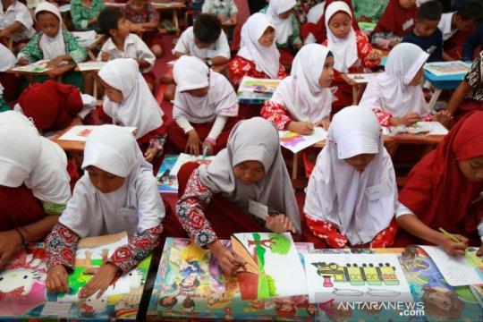 KPPPA semangati anak korban likuefaksi Petobo agar tidak putus asa
