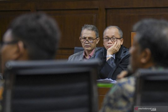 Sidang lanjutan kasus dugaan suap di Krakatau Steel