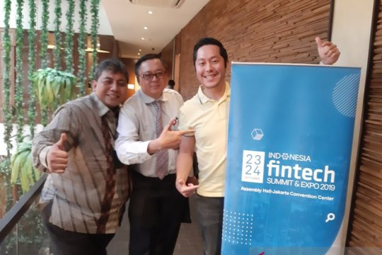 OJK berharap Indonesia Fintech Summit & Expo jadi program nasional