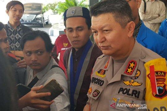 Kapolda: Olah TKP ledakan gudang Brimob tunggu lokasi aman