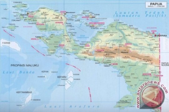 DPD setuju pemekaran wilayah Papua