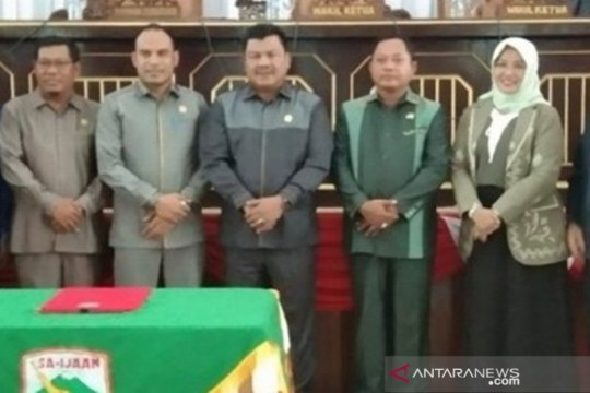 DPRD Kotabaru dukung pemekaran Kabupaten Kambatang Lima
