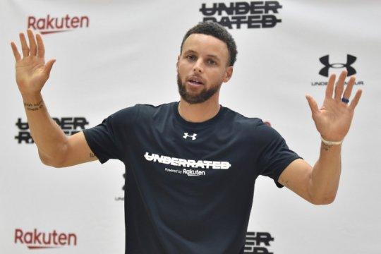 Stephen Curry siap perkuat AS di Olimpiade