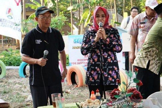 Kampung teduh Magelang untuk wujudkan kawasan bersih