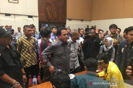 Massa aksi demo RKUHP dan UU KPK diizinkan mediasi, ini tuntutannya
