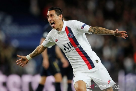 PSG bungkam Real Madrid 3-0