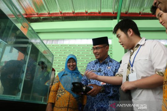 Dinas Pendidikan DKI buka Asean Robotic Day di SMAN 28 Jakarta