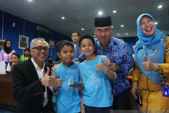Kisah Ghazi 'deg-degan' bertemu Kadis Pendidikan DKI