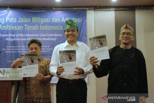 Kemenko Maritim luncurkan Peta Jalan Mitigasi Amblesan Tanah Pesisir
